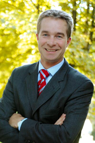 Stefan Heidbreder ist seit 2005 Geschäftsführer der Stiftung Familienunternehmen.