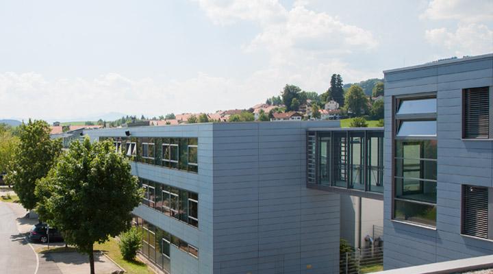 Die Firmenzentrale von Swoboda im bayerischen Wiggensbach: Von hier aus startet die internationale Expansion.