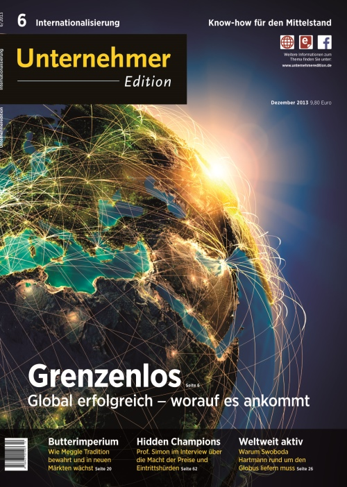 Cover Internationalisierung