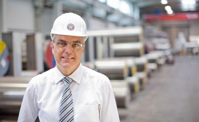 Hans-Gert Mayrose eist seit 2002 im Vorstand von Gesco.