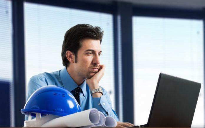 Sicherheit am Arbeitsplatz: Mittelständler können noch nachbessern.