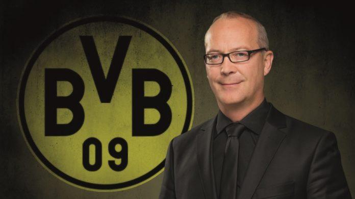 Borussias Mann für die Finanzen: Thomas Treß.