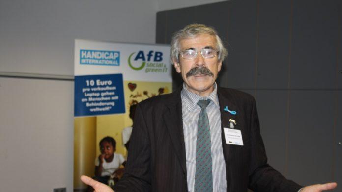 Jean-Baptiste Richardier, Gründer von Handicap International