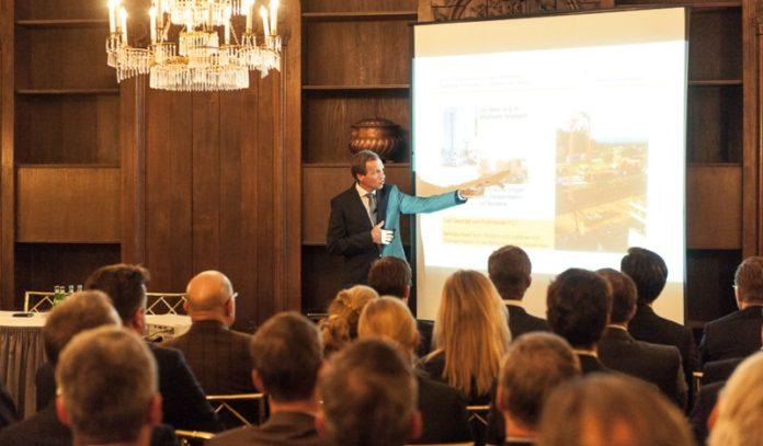 Erklärte den Deal in Einzelheiten: Norbert Scheuch, CEO von Putzmeister und Vorstand von Sany.