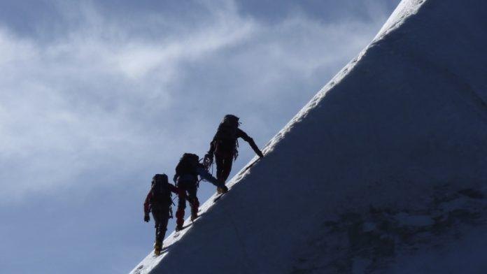 Auf Klettertour: der DAX steht bei über 8.600 Punkten.