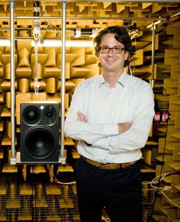 Leitet das Unternehmen seit 2013: Daniel Sennheiser.