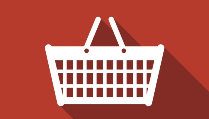 Leere Körbe: Der Retail-Sektor befindet sich in einer Umbruchphase.