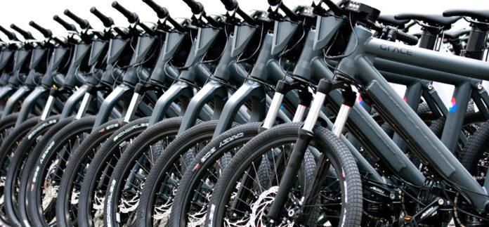 Zukunft in dunklen Farben: Fahrradhersteller Mifa muss sich sanieren.