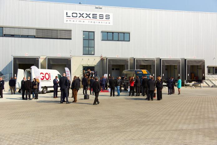 Neuer Standort bei Regensburg: Loxxes Pharma. (© Loxxess Pharma GmbH)