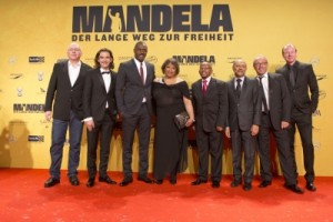Mandela Filmpremiere in Berlin (© Axel Schmidt/CommonLens)