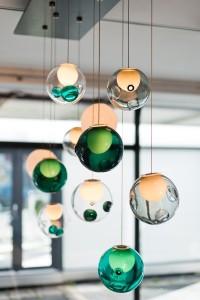 Leuchten von designfunktion: Auch Unkonventionelles steht im Vordergrund (© designfunktion Gesellschaft für moderne Einrichtung mbH)