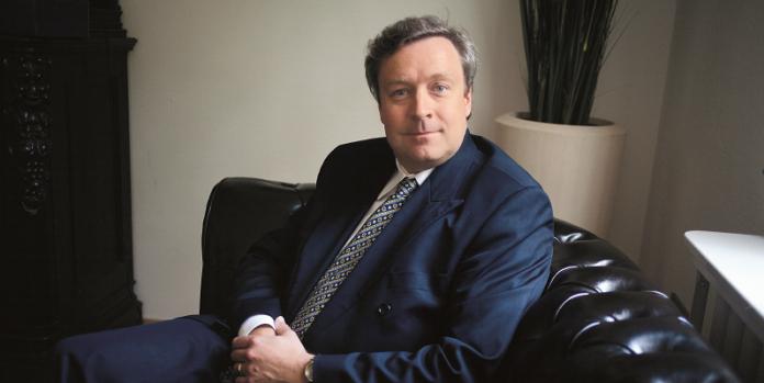 Setzt weiterhin auf Aktien: Christoph Bruns (© privat)