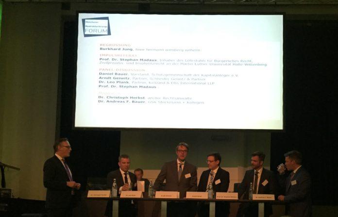 Alles rund um Insolvenz: Branchentreffen der Restrukturierer in München (© GoingPublic Media AG)
