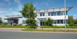 Firmensitz von Mac Panther: In seiner Branche ist das Unternehmen führend (© Mac Panther GmbH)