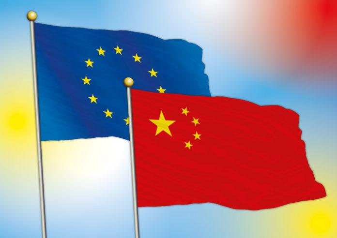 Europäische Unternehmen in China: Sie sind nicht mehr so zufrieden (© fotolia/Frizio)