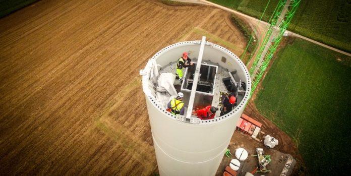 RTS Wind AG: Eine der vielen Beteiligungen der Topp Holdings GmbH (© Topp Holdings GmbH)