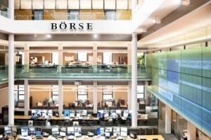 Handelsparkett der Börse Stuttgart: Sie gilt als Vorreiter für Mittelstandsanleihen in Deutschland (© Börse Stuttgart GmbH)