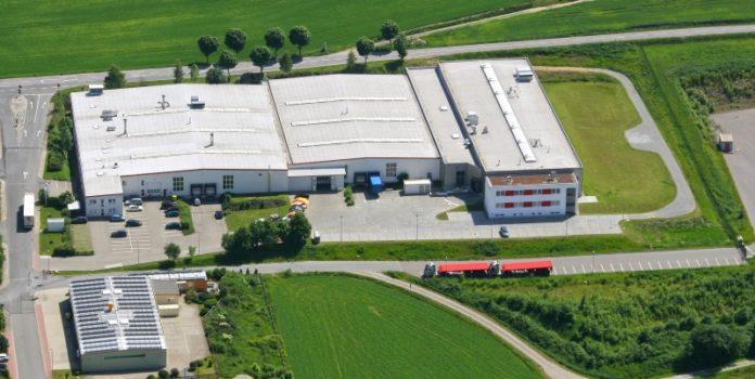 In Sachsen zu Hause: Der Vliesstoffhersteller Norafin.
