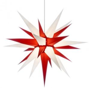 Symbol der Adventszeit: Die Herrnhuter Sterne schmücken Gebäude rund um den Globus.