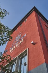 Firmensitz in Altenkunstadt: Die Privatbrauerei Leikeim gibt es seit 1887.