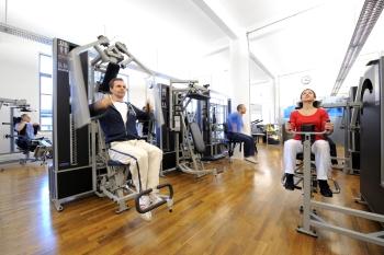 Eigene Trainingsgeräte: Kieser entwickelt die Maschinen selbst.