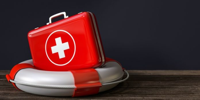 Notfallkoffer: die Wechselfälle des Lebens treffen einen nicht völlig unerwartet.