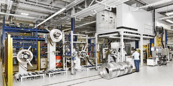 Vollautomatische Produktion