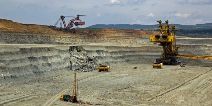Tagebau für Steinkohle: China fragt mehr nach, die USA produzieren mehr.