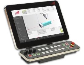 Steuerung via Bildschirm: PA Power Automation bietet auch Lösungen für die Industrie 4.0 an.