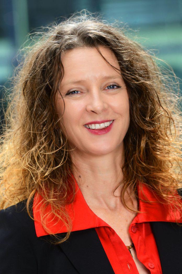 Anja Petschauer von der Gesellschaft für Wirtschaftsförderung Saar mbH (gwSaar).
