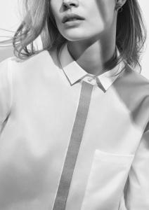 Blusen für Frauen: Eterna verfolgt eine eigene Designsprache.