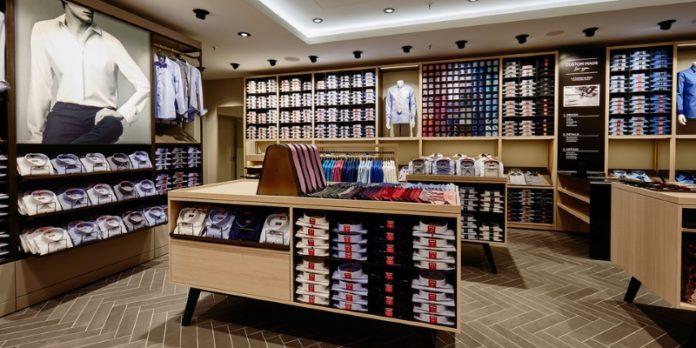 Shop von Eterna: Auch der stationäre Handel soll eine Zukunft haben.