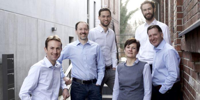 Team von Ananda: Mittlerweile hat es 44 Mio. Euro bei 35 Investoren eingesammelt.