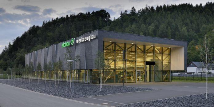 Firmengelände im baden-württembergischen Leukrich: Der Mittelständler stellt Sensoren für den Fahrzeugbau und die Industrie her.