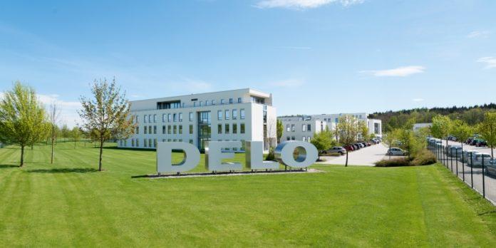 Delo-Zentrale in Windach: Hier werden sämtliche Klebstoffe produziert.