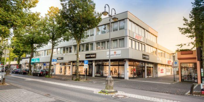 Gewerbeimmobilien von FCR: Der Fokus liegt auf Supermärkten.
