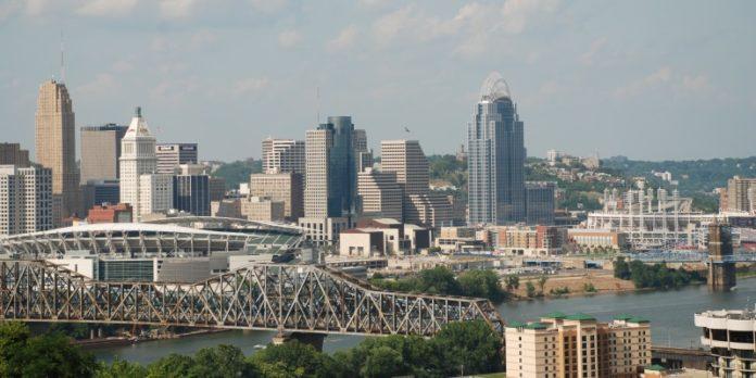 Cincinnati: Viele deutsche Unternehmen zieht es dorthin.