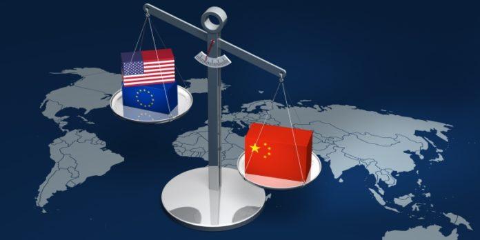 Wieviel Gewicht bringt China schon auf die Waage? Das Land wird wirtschaftlich immer stärker.