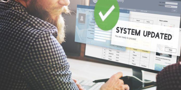 System updated: Mehr als 70 Prozent der anspruchsberechtigten Mitarbeiter nahmen an Own SAP teil.