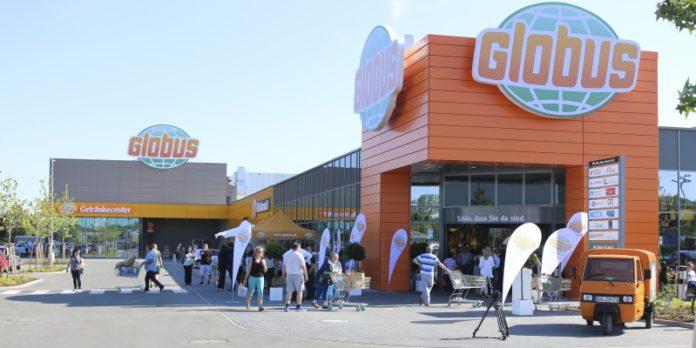 Globusfilialie in Rüsselsheim: Die Mitarbeiterbeteiligung gehört zum Leitbild des Unternehmens.