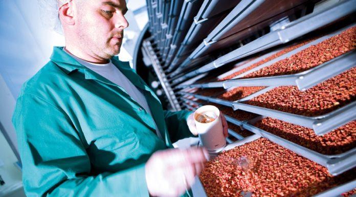 Gefriertrocknung bei Groneweg: Suppen, Müslis und Fertiggerichte sollen ihren Geschmack bekommen.