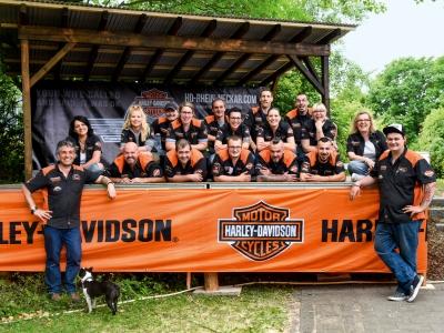 Neckar Motorcycles: Spezialisten für Harley Davidson-Motorräder © Rhein-Neckar Motorcycles GmbH