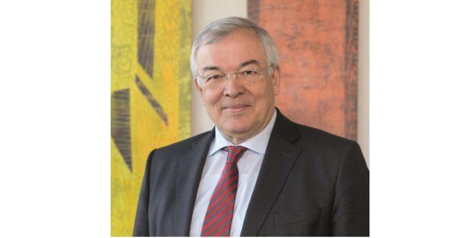Geschäftsführender Gesellschaft Prof. Thomas Bauer: Er steht seit 1994 an der Spitze des Konzerns.