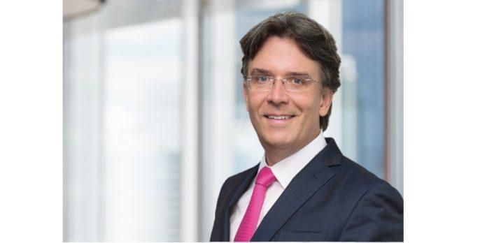 Frank Firscher vom Frankfurter Aktienfonds für Stiftungen: