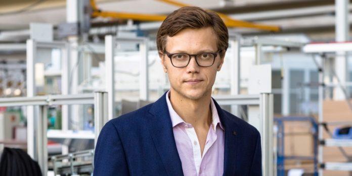 Roman Gorovoy: Er modernisierte Electrostar.