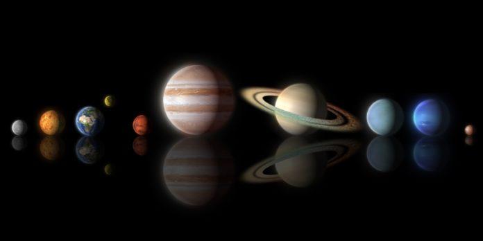 Himmelskörper des Sonnensystems: