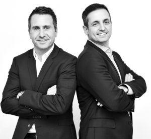 Alpaslan Yildirim und Pablo Theux von KMLS: Den Gründern die Möglichkeit geben, langsam loszulassen. (© KMLS Group)