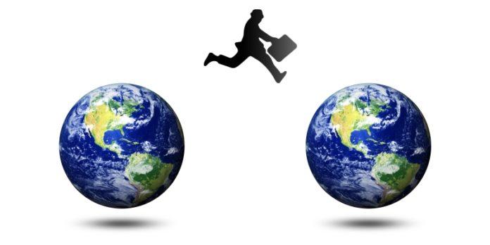 Zum großen Sprung bereit: Bei ausländischen Standorten, bei denen akuter Handlungsbedarf besteht, kann ein Interimmanager helfen