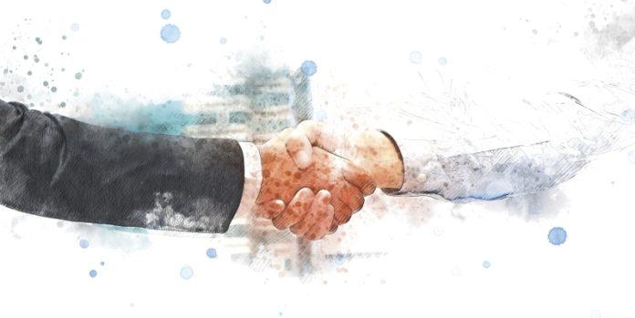Handschlag: Die Senioren müssen früher den Generationenwechsel zulassen und die Verantwortung abgeben.