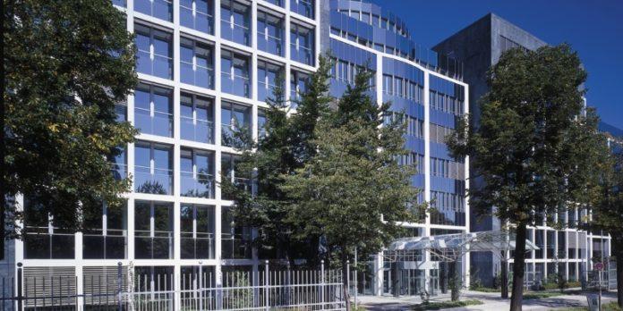 Zentrale von Giesecke+Devrient in München: Seit der Umstrukturierung zur Holding vor zwei Jahren sind die vier Geschäftsbereiche selbstständiger.